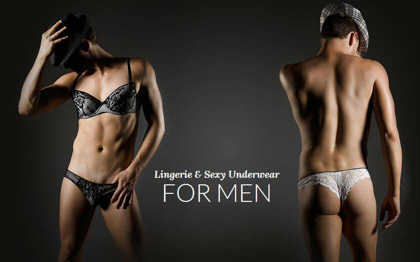 Sexy lingerie for Men