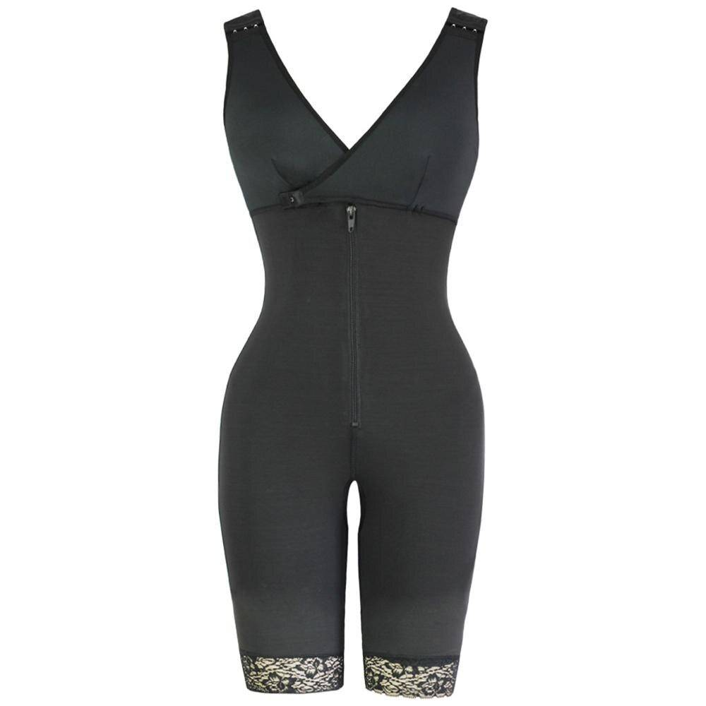 Body Shapewear Women Butt Lifter Sexy Beauty Underwear Waist Shaper Seamless Thigh Trimmer Slimming Bodysuit Plus Size S-6XL