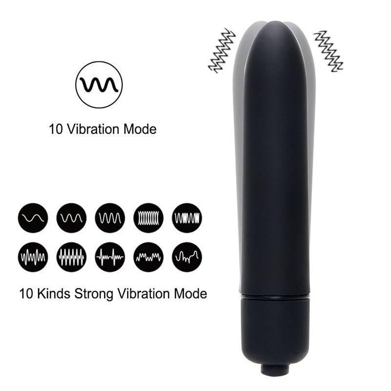 SEAFELIZ 10 Speed Mini Bullet Vibrator For Women Waterproof Clitoris Stimulator Dildo Vibrator Sex Toys For Woman Sex Products