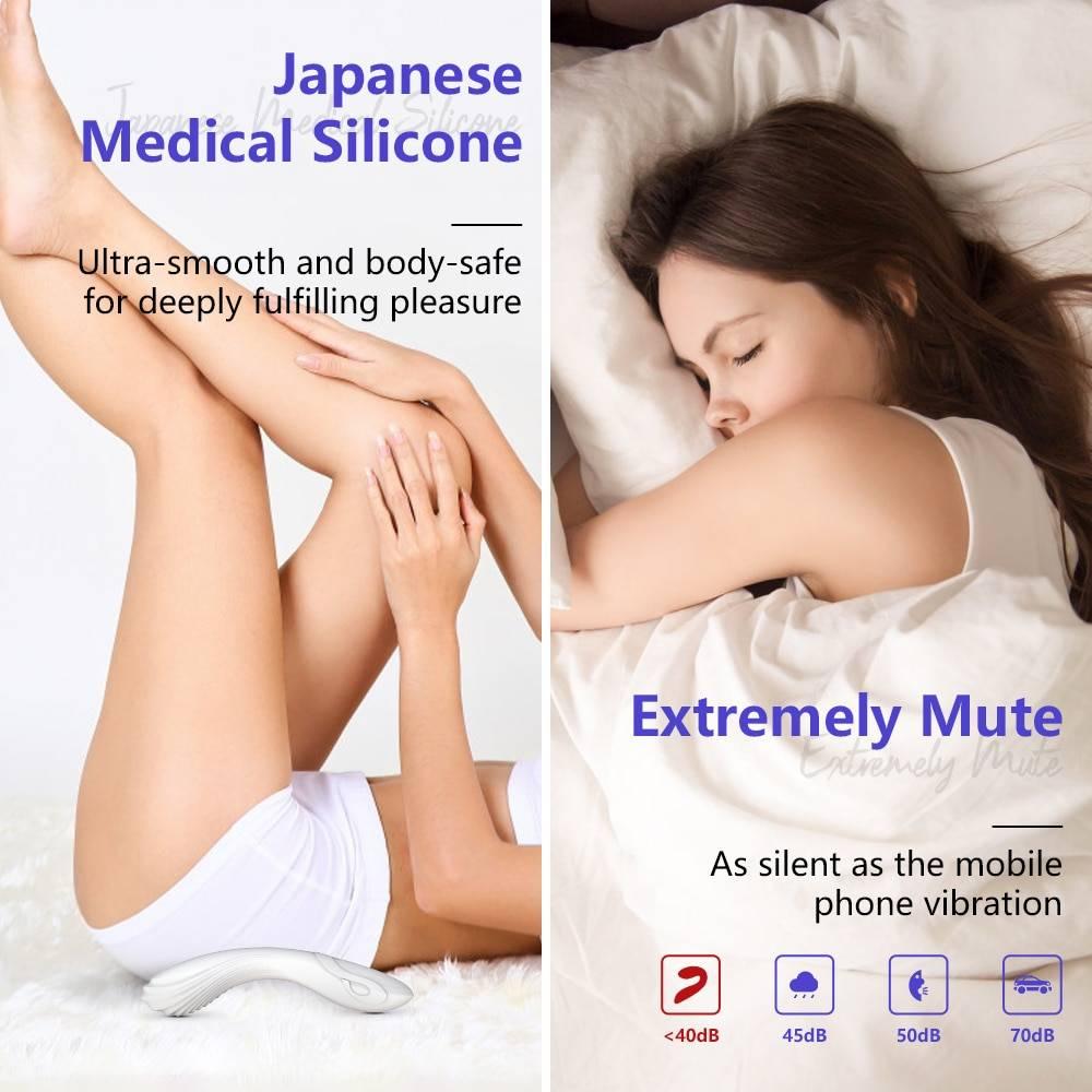 DRY WELL Vibrator for Women Vibrators Sex Toys for Adult Dildo Clitoris Powerful Masturbator Female G Spot Soft Japan Silicone